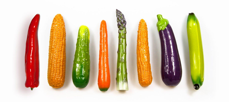 Gemüsedildos Selfdelve Vergleich