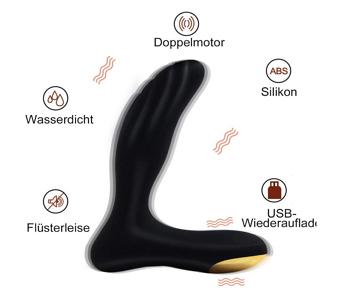 Prostata Vibratoren Massagegerät