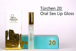 Oral Sex Lip Gloss