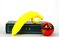 Dildo in Bananenform