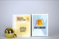 """Kartenspiel """"Untenrum"""""""