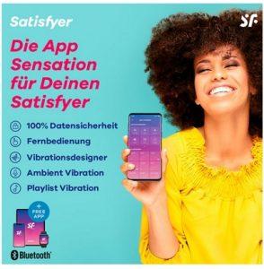 der Satisfyer Double Joy app