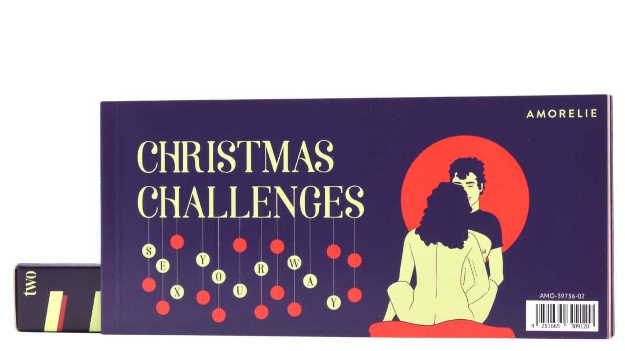 Christmas Challenge Heft
